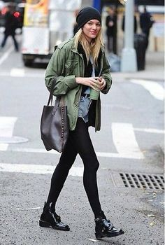 51ba9d818d4 Image result for candice swanepoel winter style