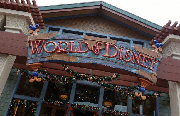 """Disney Parks on Twitter: """"VIDEO: Find all your holiday gifts at the newly expanded World of Disney at Disney Springs: https://t.co/YdzKm07RPu https://t.co/79ZSp5Tm8f"""""""