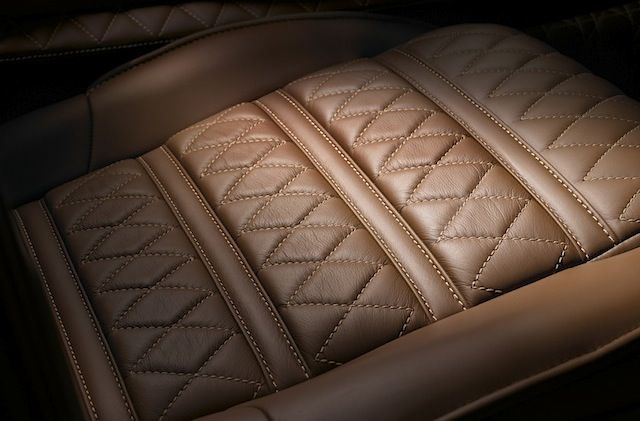 Moving Beyond Traditional Diamond Pleats With Images Car