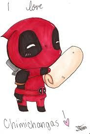deadpool chibi - Google Search