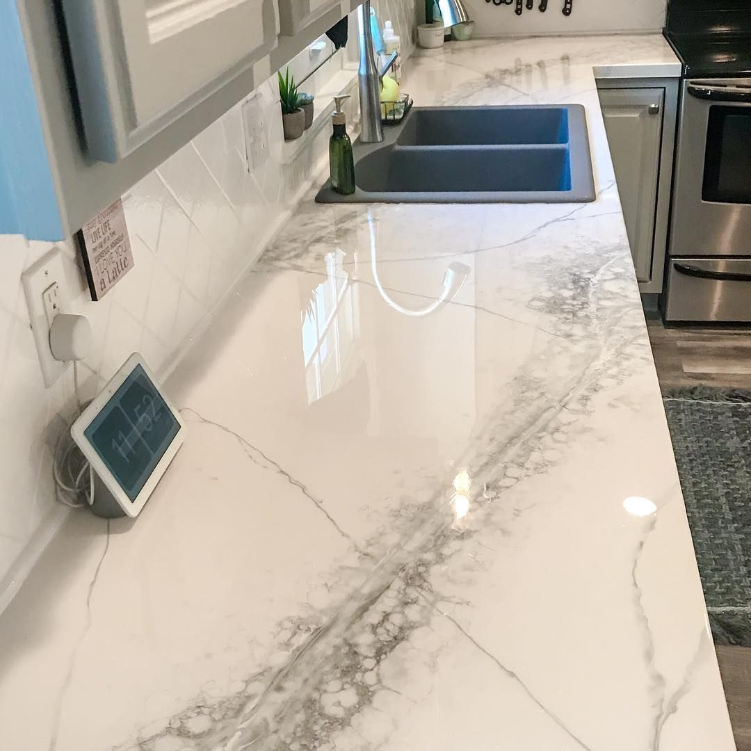 Countertop Epoxy On Instagram Our Customer Tonya Sent Us These