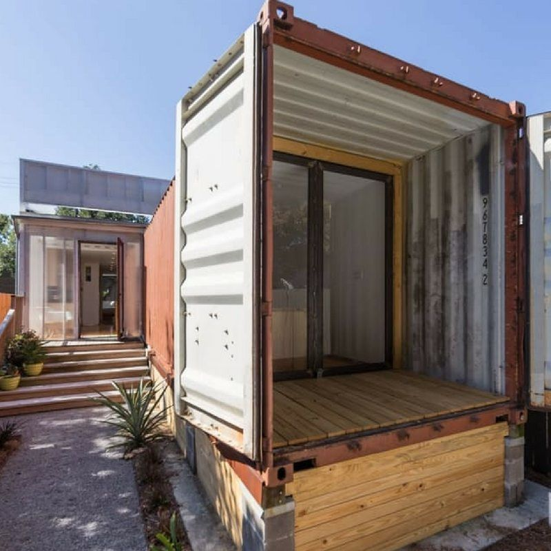 House Astounding 22 Modern Shipping Container