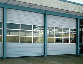 Sectional Steel Door Model 430 Hill Country Overhead Www Sanantoniodoor 830 249 3649
