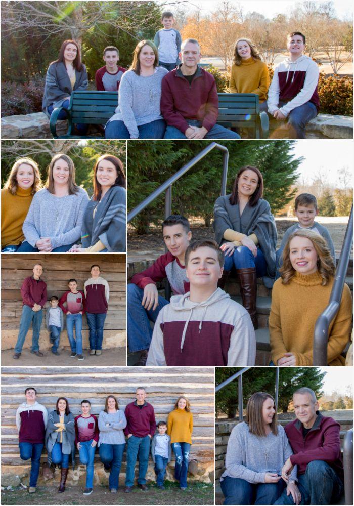 Gabby carr photography raleigh nc family photography poses joyner park photography wake forest