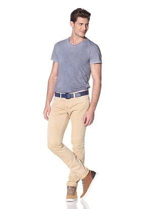 60% OFF Vince Men's Colored Five Pocket Pants (Bronze)