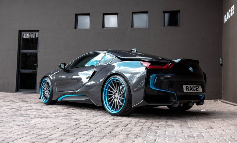 Bmw I8 From South Africa Gets Pimped Out Bmw I8 Pimped Out Cars Bmw