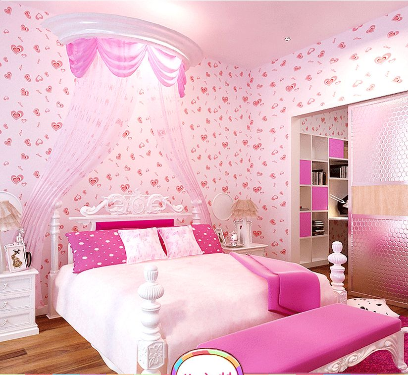 Wallpaper For Girl Room