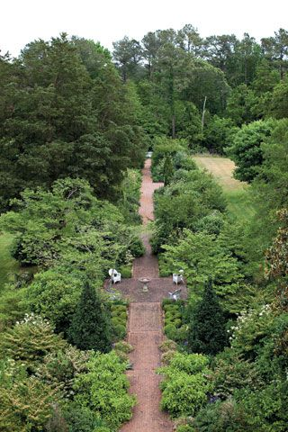 Virginian John Graham brings an antebellum landscape into the twenty-first century  (photo: Patrica Lyons)