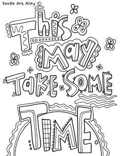 Growth Mindset Coloring Pages from Classroom Doodles | Read 180 ...
