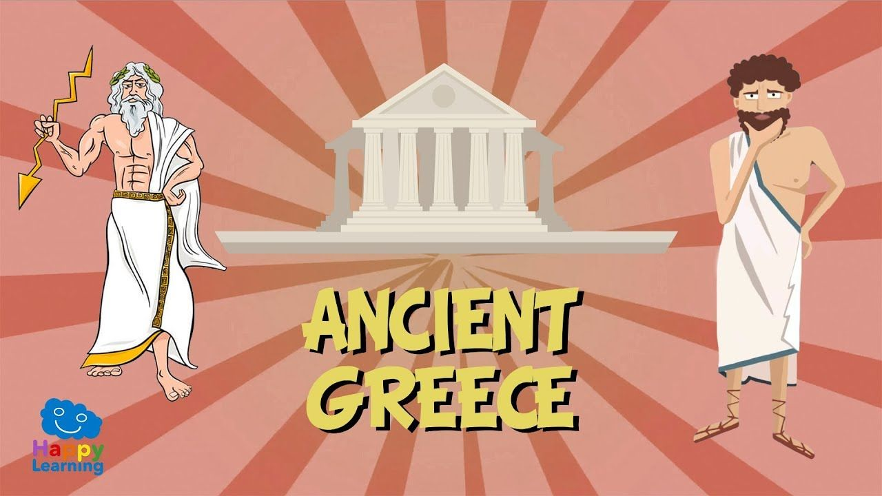 Ancient greece educational videos for kids youtube