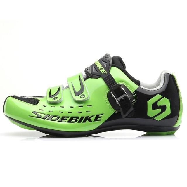 Road Bike Self-locking Shoes - Sidebike  CyclingClothes  Cycling   CyclingArticles  Bike 37493c900b