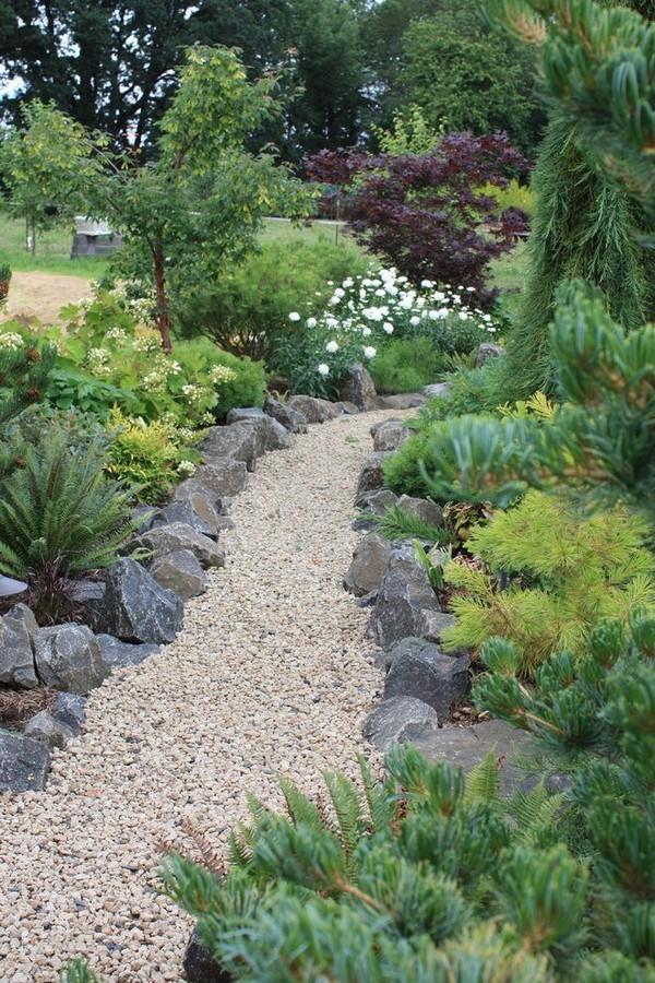 Photo of 15 Beautiful DIY Garden Path Ideas To Create Perfect Walkway – The ART in LIFE