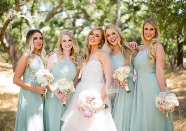 Azaziechic Instagram Roundup Azazie Blog Bridesmaid Dresses Dusty Sage Sage Bridesmaid Dresses Gorgeous Bride