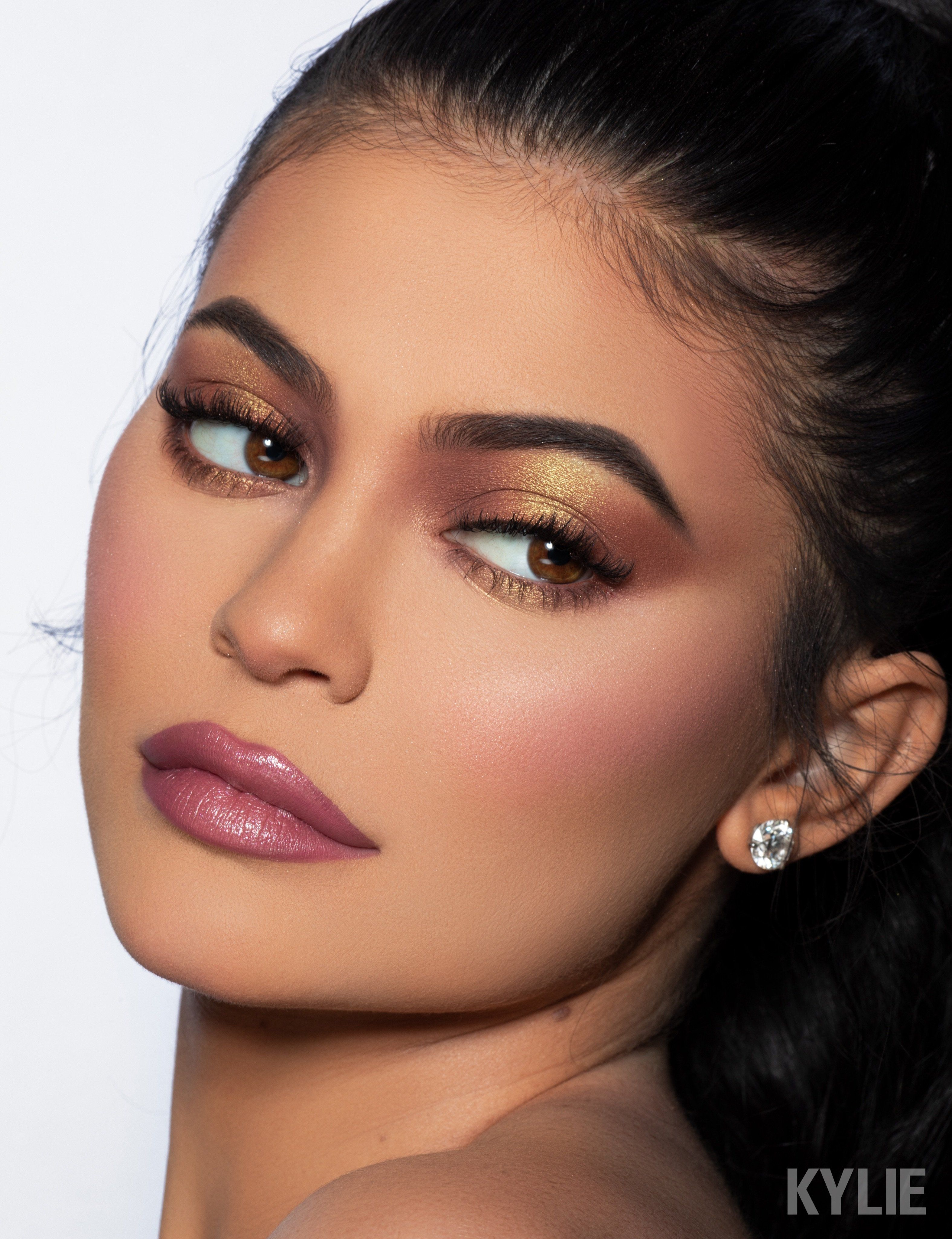 The Sorta Sweet Palette Kyshadow Kylie jenner makeup