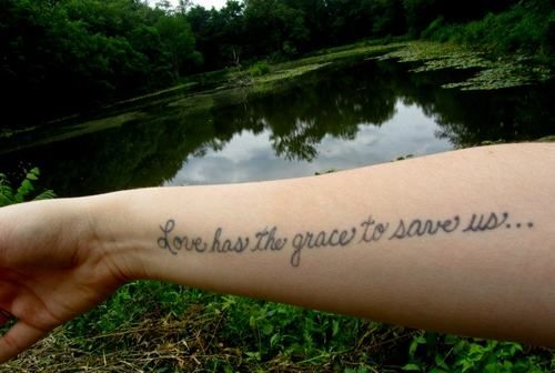 Sara Evans Lyrics 3 Tattoo Quotes Sara Evans Tattoos