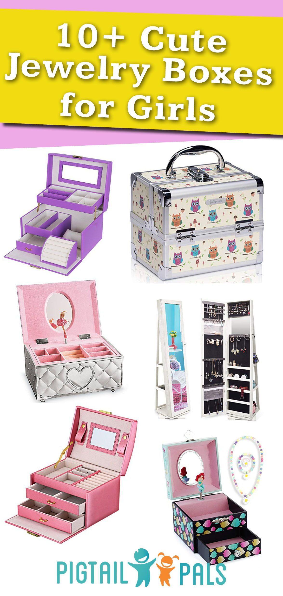 Toddler Jewelry Boxes : toddler, jewelry, boxes, Jewelry's