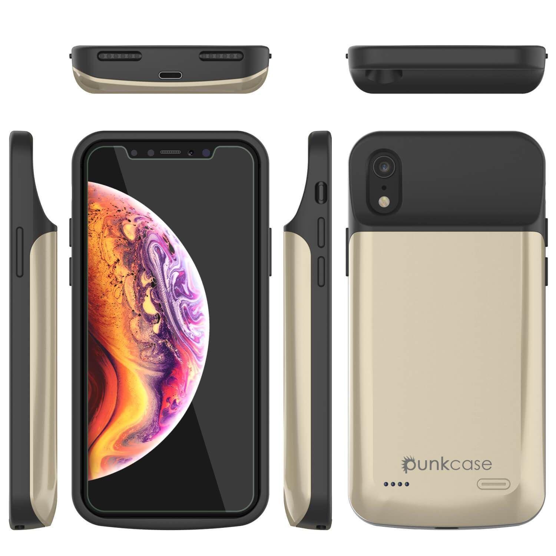 brand new e68d4 c921e iphone XR Battery Case, PunkJuice 5000mAH Fast Charging Power Bank W ...