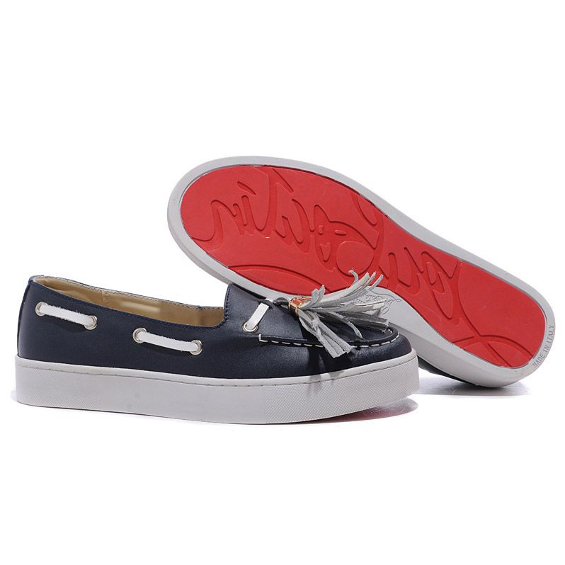 Christian Louboutin Zapato de barco Barato