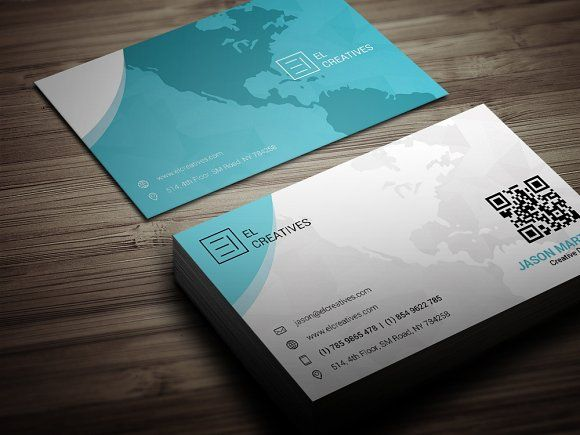Creative map business card business cards find fonts and business creative map business card by bouncy on creativemarket colourmoves