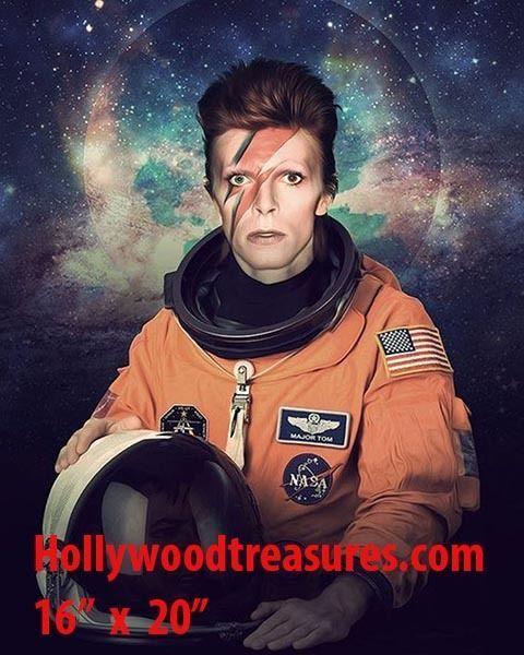 david bowie space dieulois