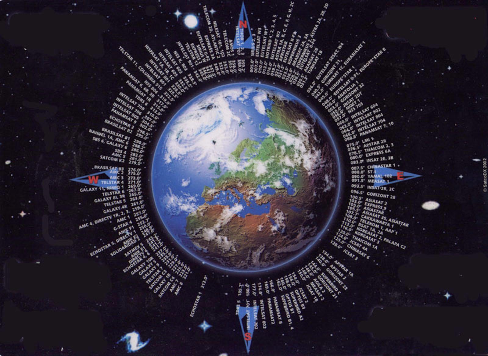Satellites Mapped Httpwwwmylocalinstallercomimgdiagrajpg - Satellites map