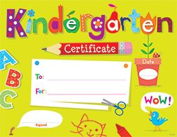 This kindergarten certificate award is perfect for the end of the this kindergarten certificate award is perfect for the end of the year offers a free yadclub Images