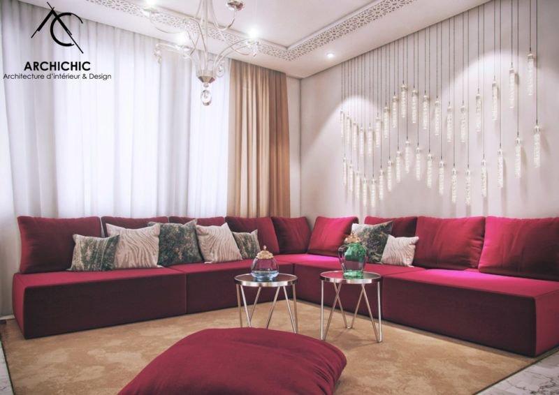 Espace Deco Moroccan Living Room Home Decor Living Room