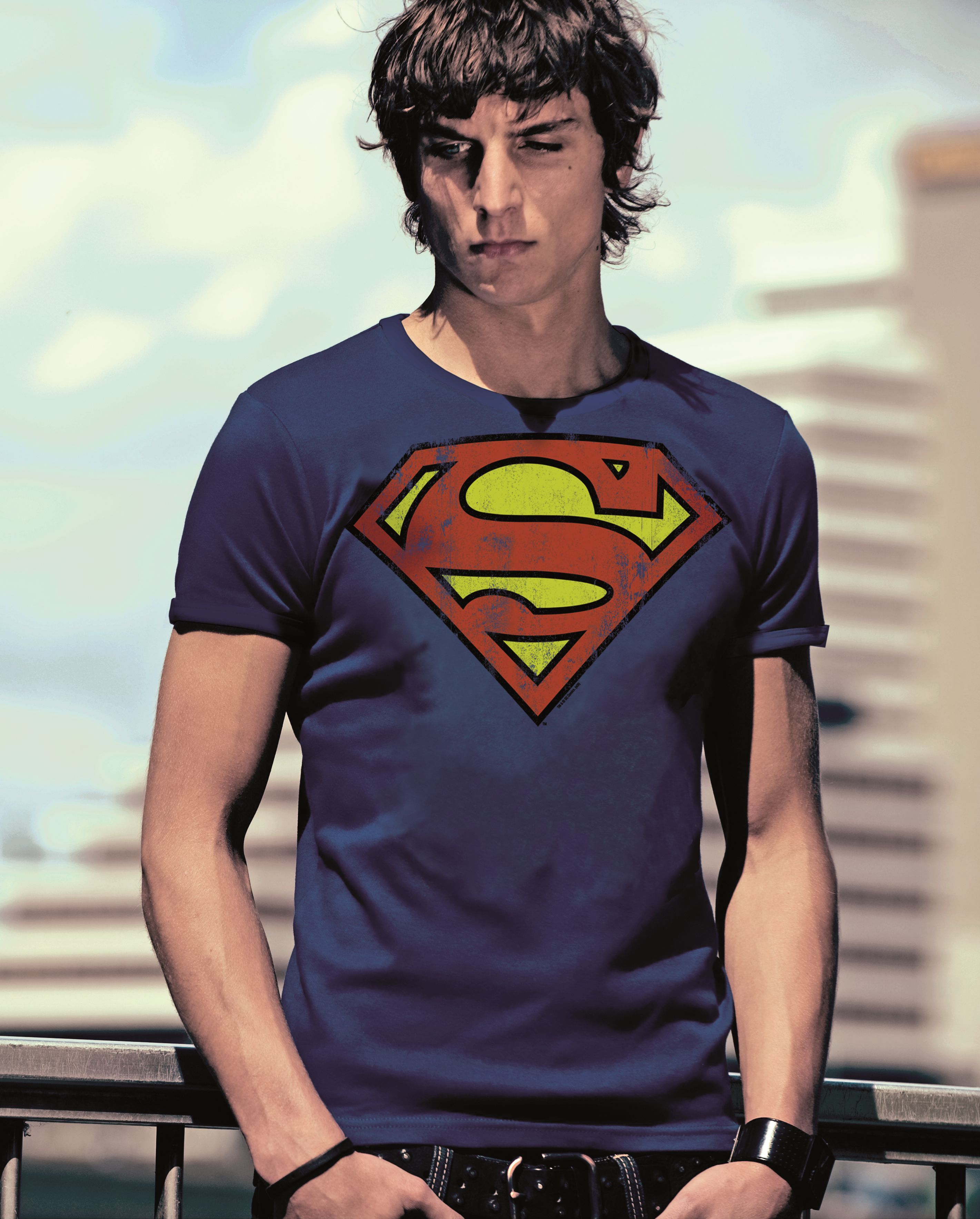 DC Superman-Logo T-Shirt - Logoshirt