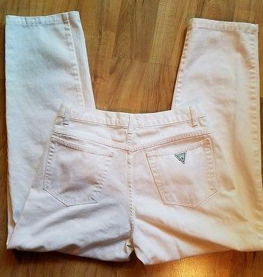 Vintage 80's Men's Guess Jeans Green Label Size