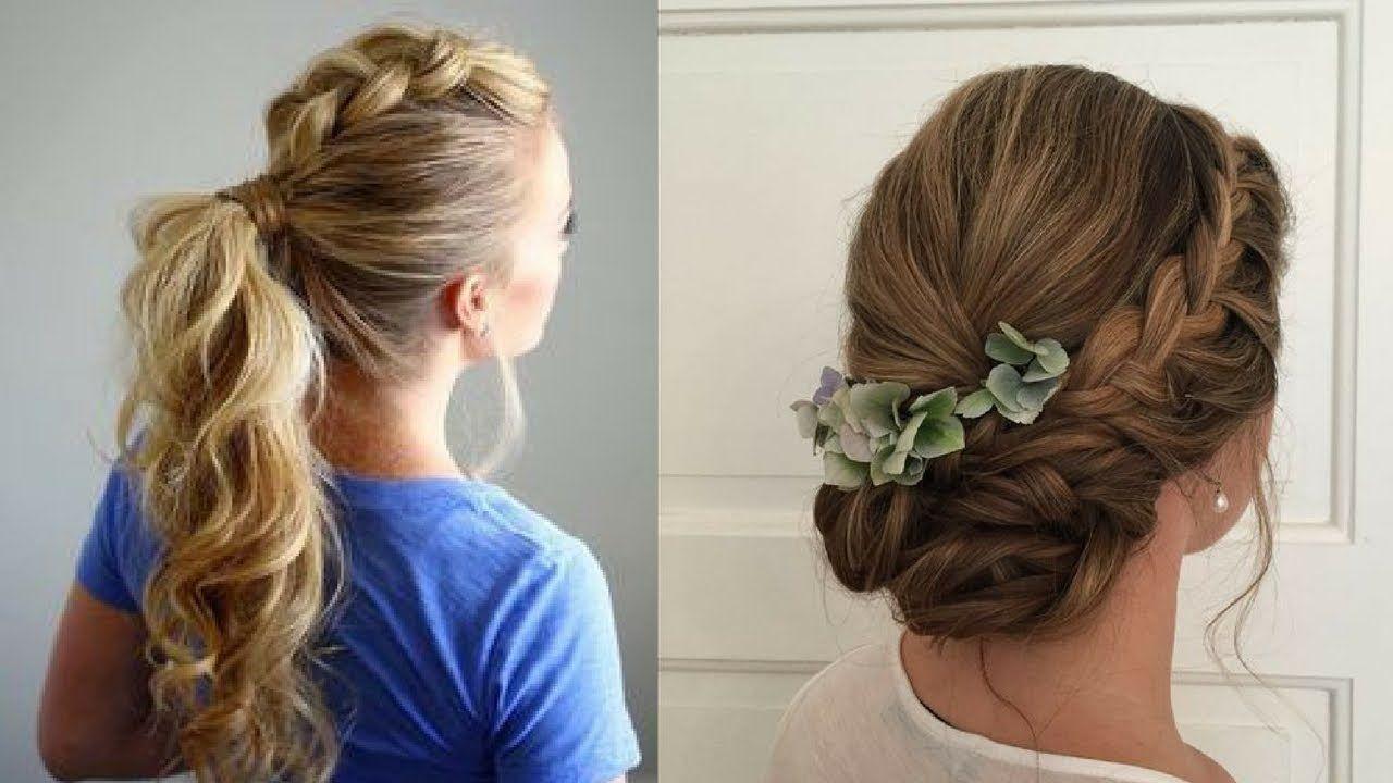Hairstyle tutorial simple u easy diy hairstyles pinterest