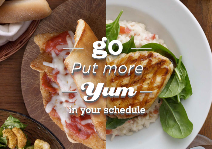 OLIVE GARDEN Reminder Coupon for 3 off Lunch & 5 off