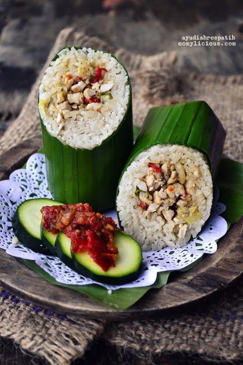 Nasi Bakar Fotografi Makanan Resep Makanan Asia Makanan Dan Minuman