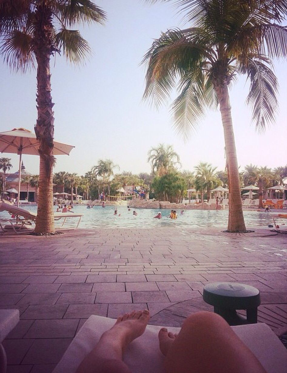 Atlantis pool