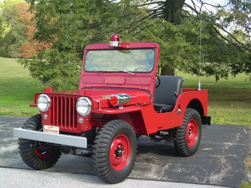 1952 Willys CJ-3A - Photo submitted by Ed Marple.