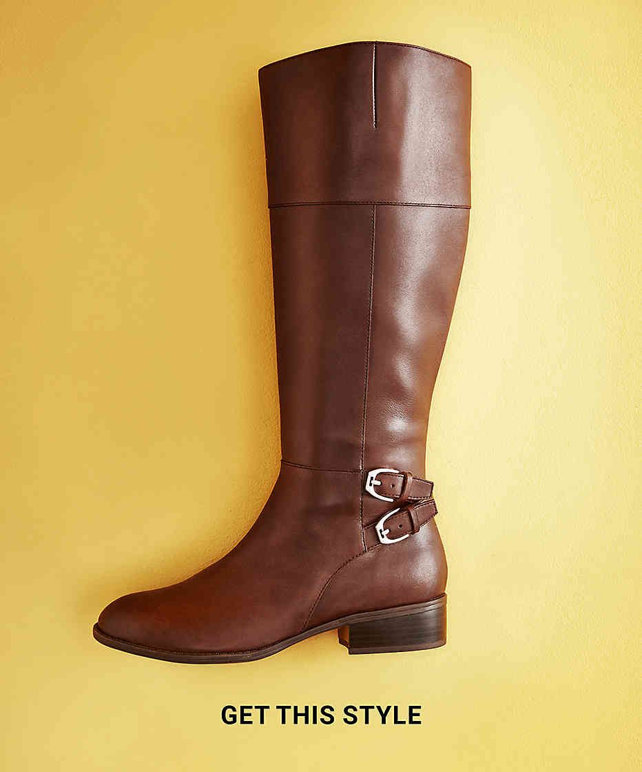 Riding Boots for Women | Black \u0026 Brown