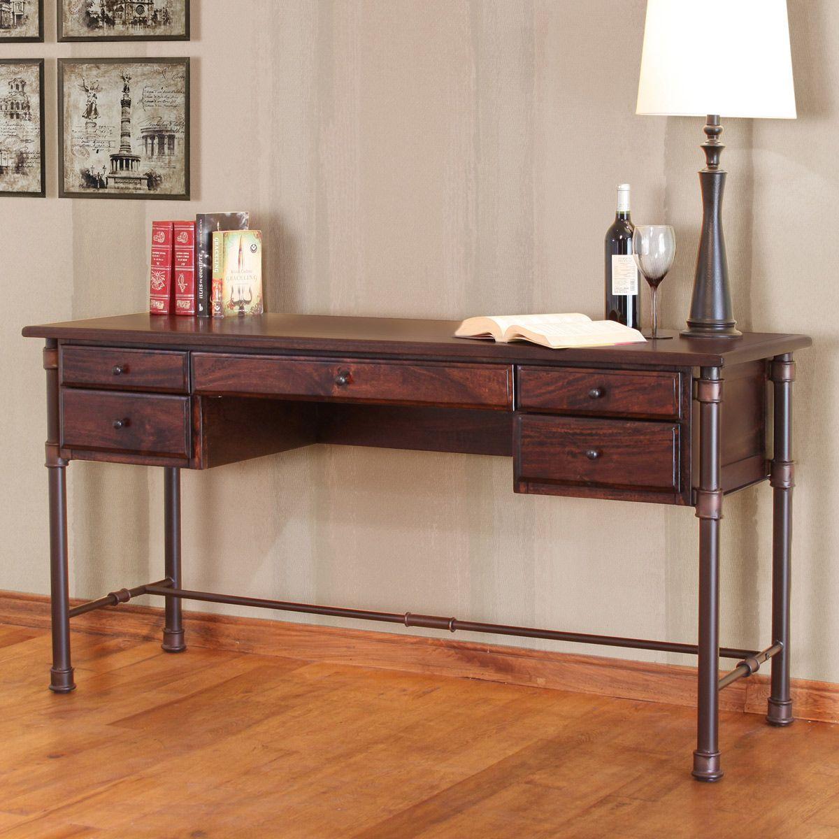 Mango Wood Desk Furniture direct, Mango wood desk