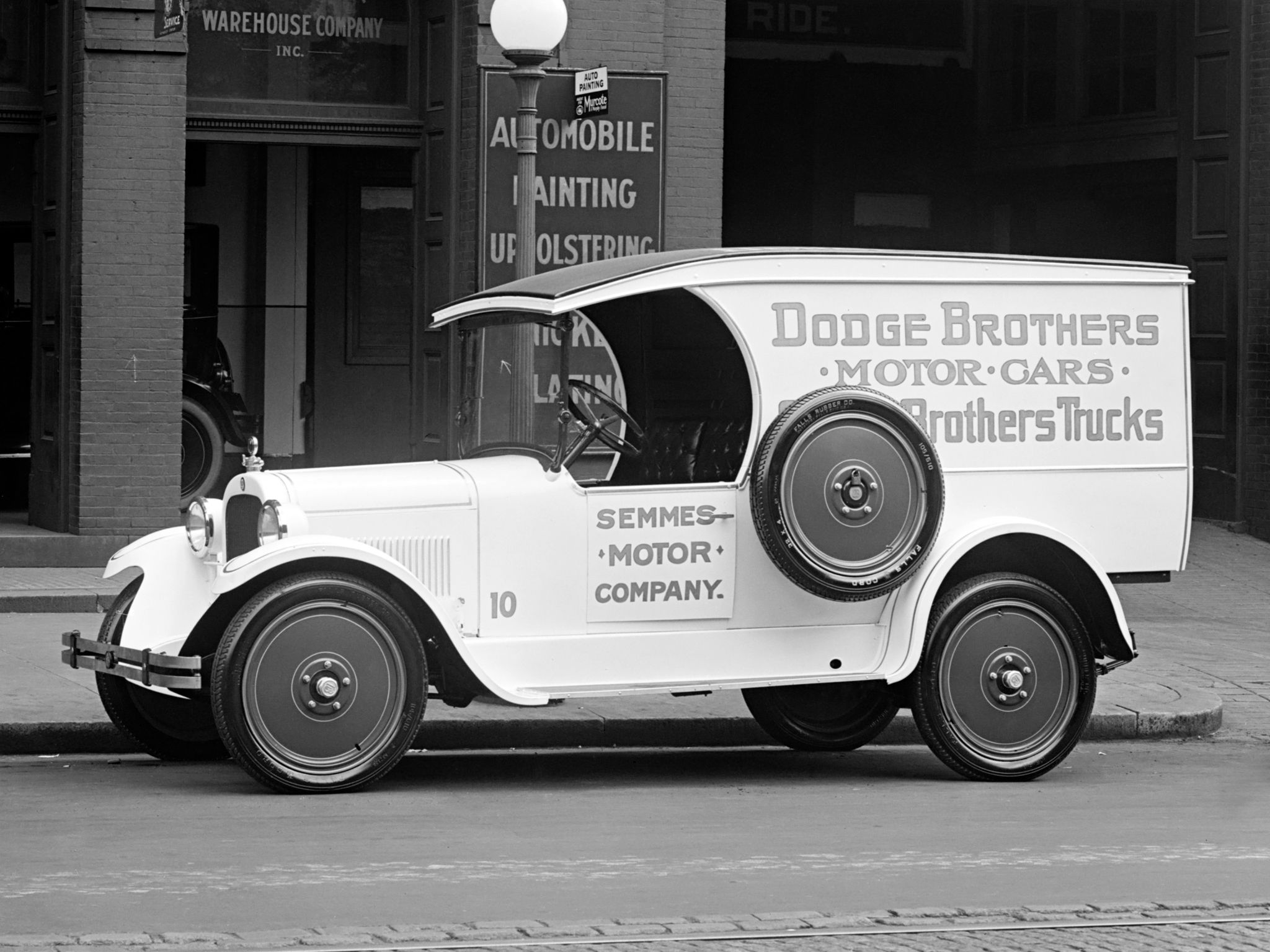 1924 Dodge Brothers Truck Retro Delivery F Wallpaper 2048x1536