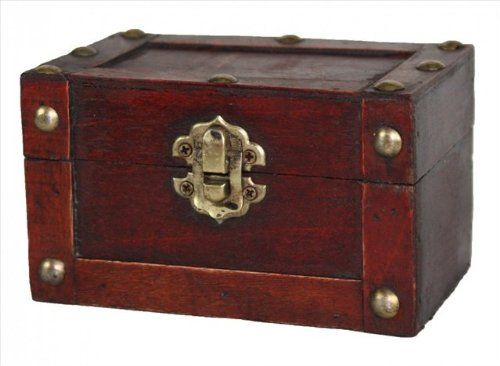 Delicieux Quickway Imports Mini Treasure Chest, Small Quickway Imports  Http://www.amazon