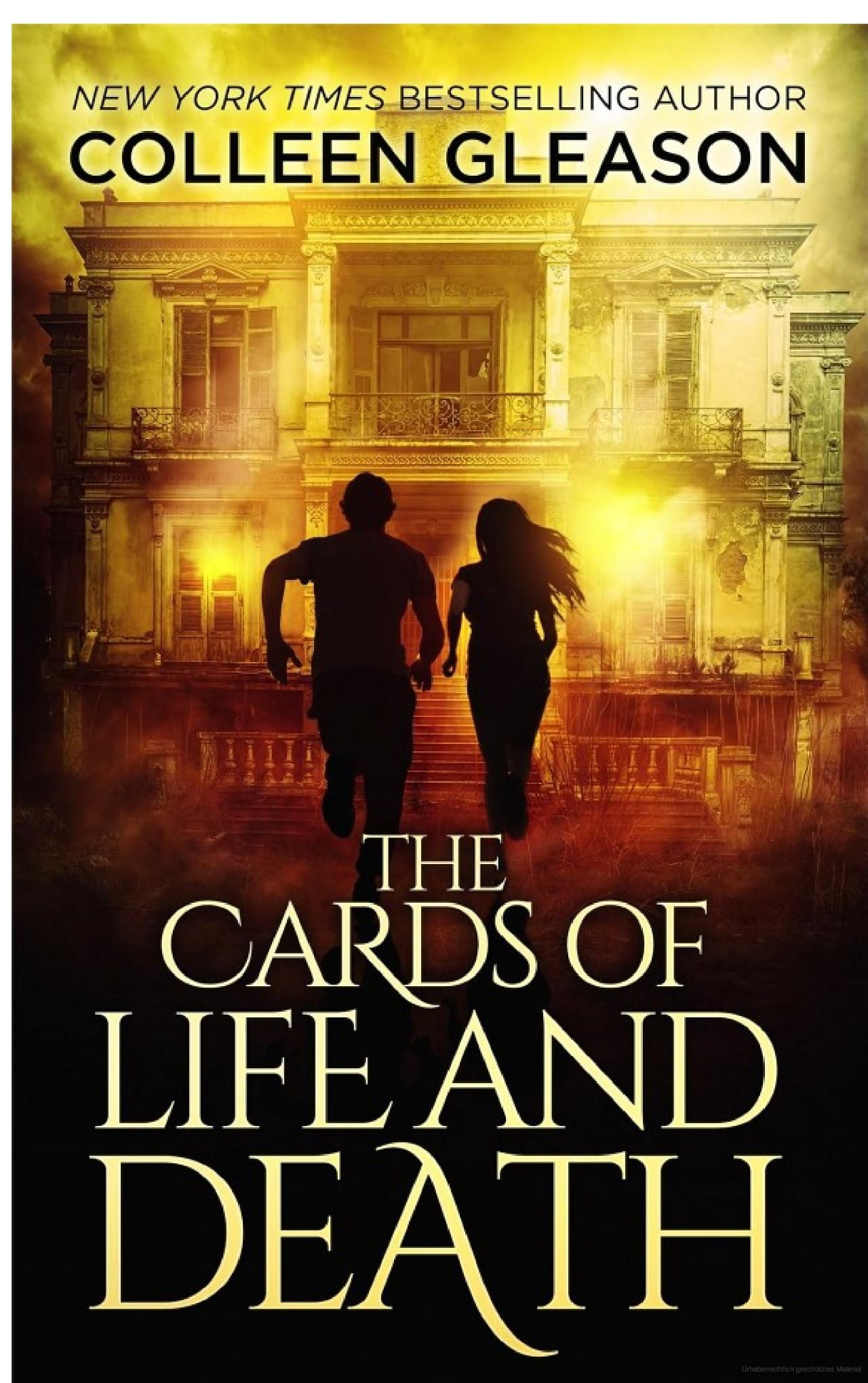 The Cards of Life and Death: Romantic Suspense