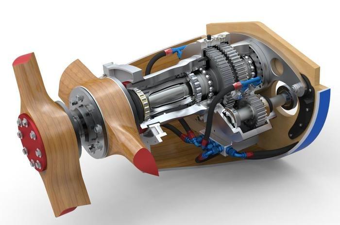 bugatti 100p | Bugatti 100P Gearbox by John Lawson and Stuart Holden