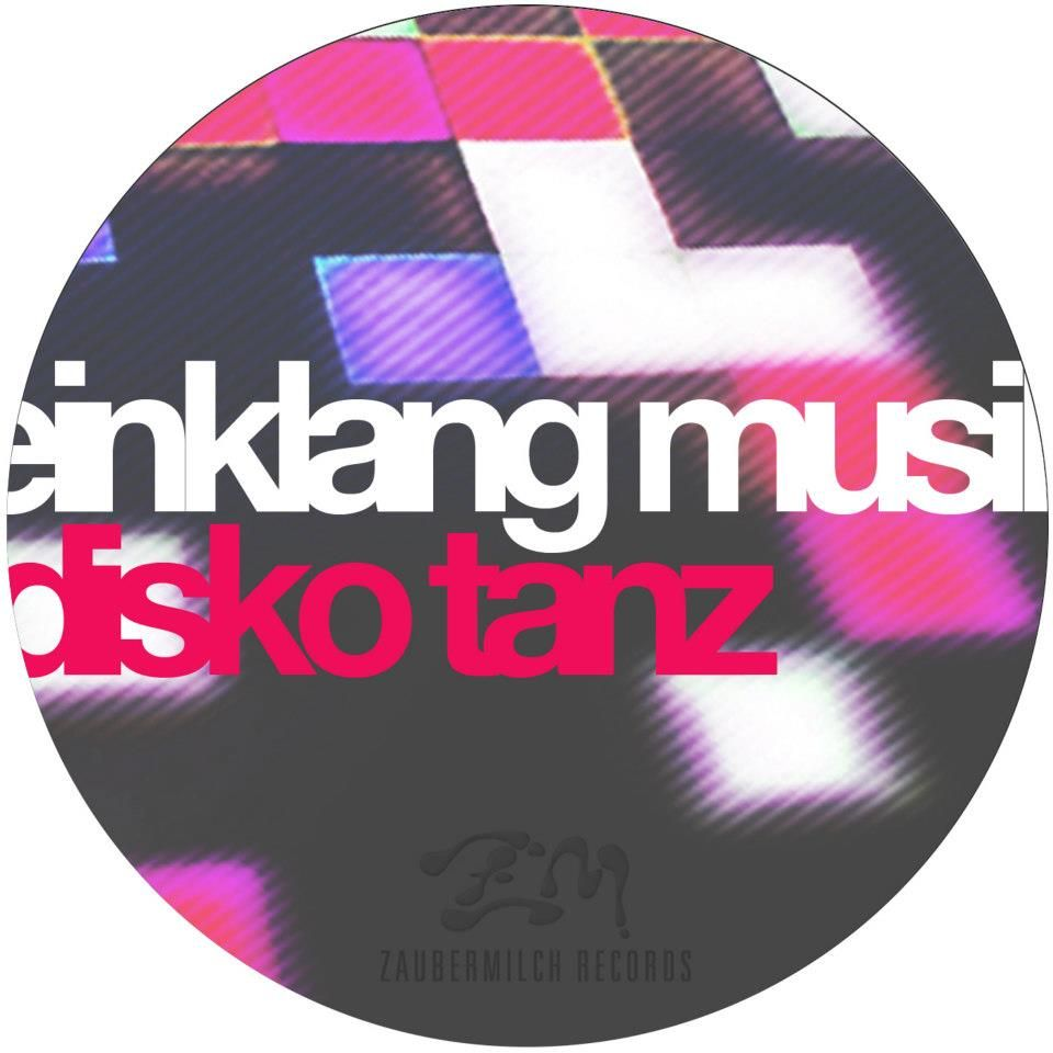MY NEXT RELEASE :  EINKLANG MUSIK - DISKO TANZ EP  OUT ON:14.09.2012