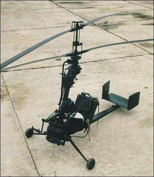 Ka-56 Portable Helicopter