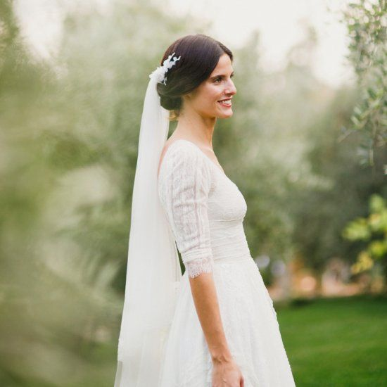 We are completely captivated by the beauty of this enchanting and utterly romantic Italian wedding captured by Cinzia Bruschini!
