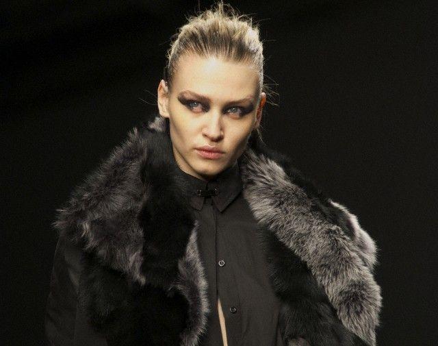 Aminaka Wilmont London fashion week 2013