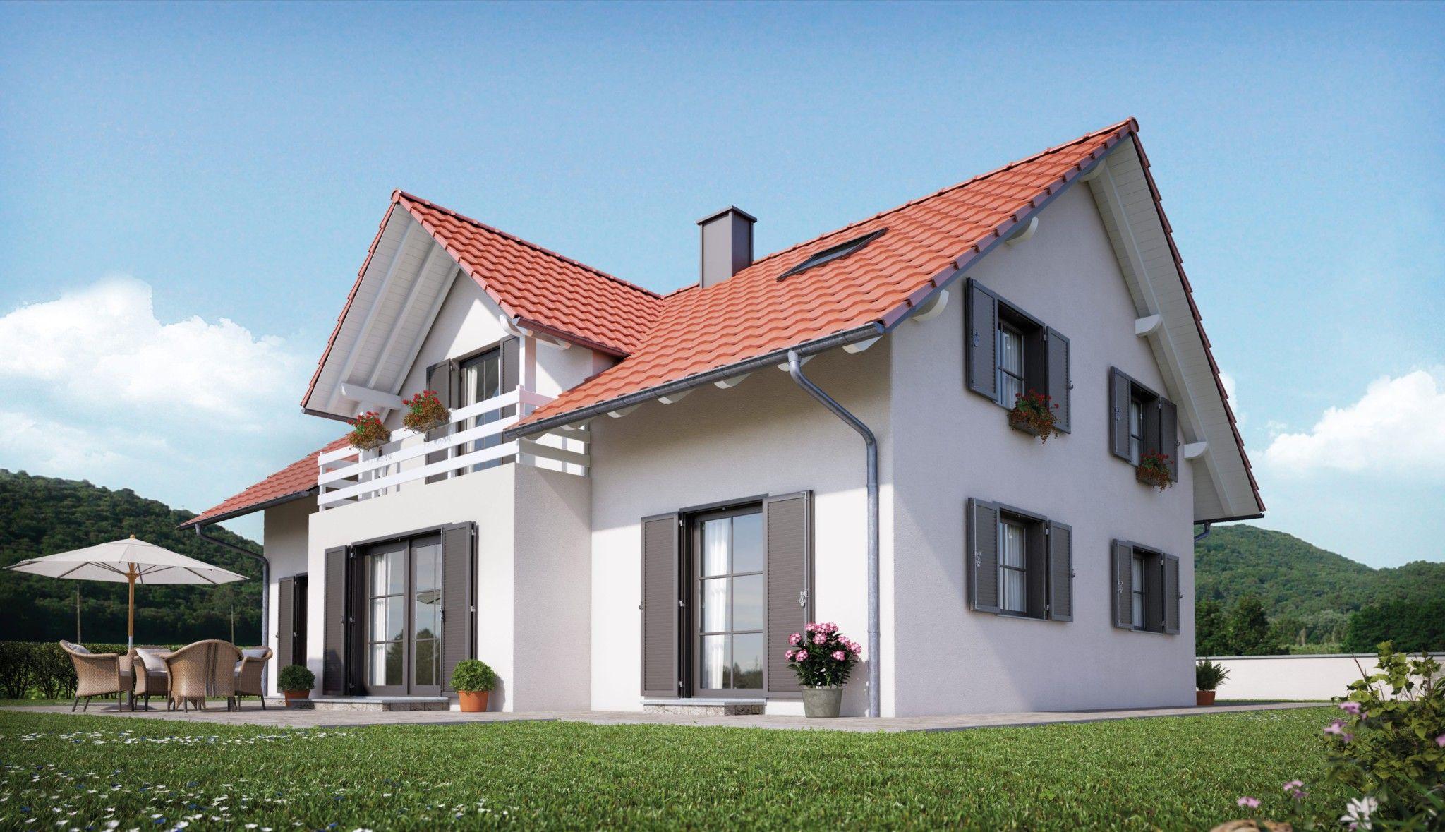 Häuser Mit Fensterläden