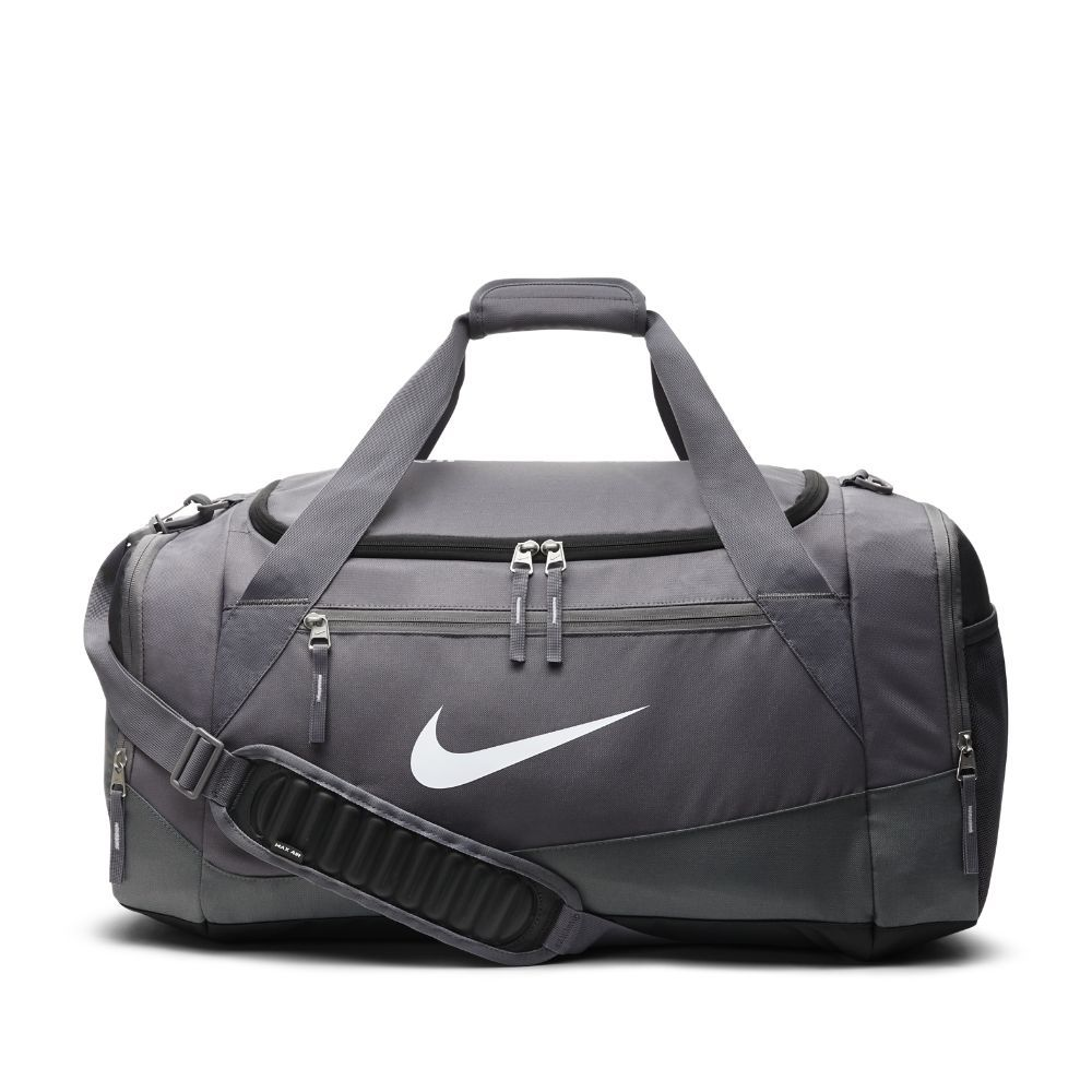 new product 2fb36 fd4a7 Nike Hoops Elite Max Air Team (Large) Basketball Duffel Bag (