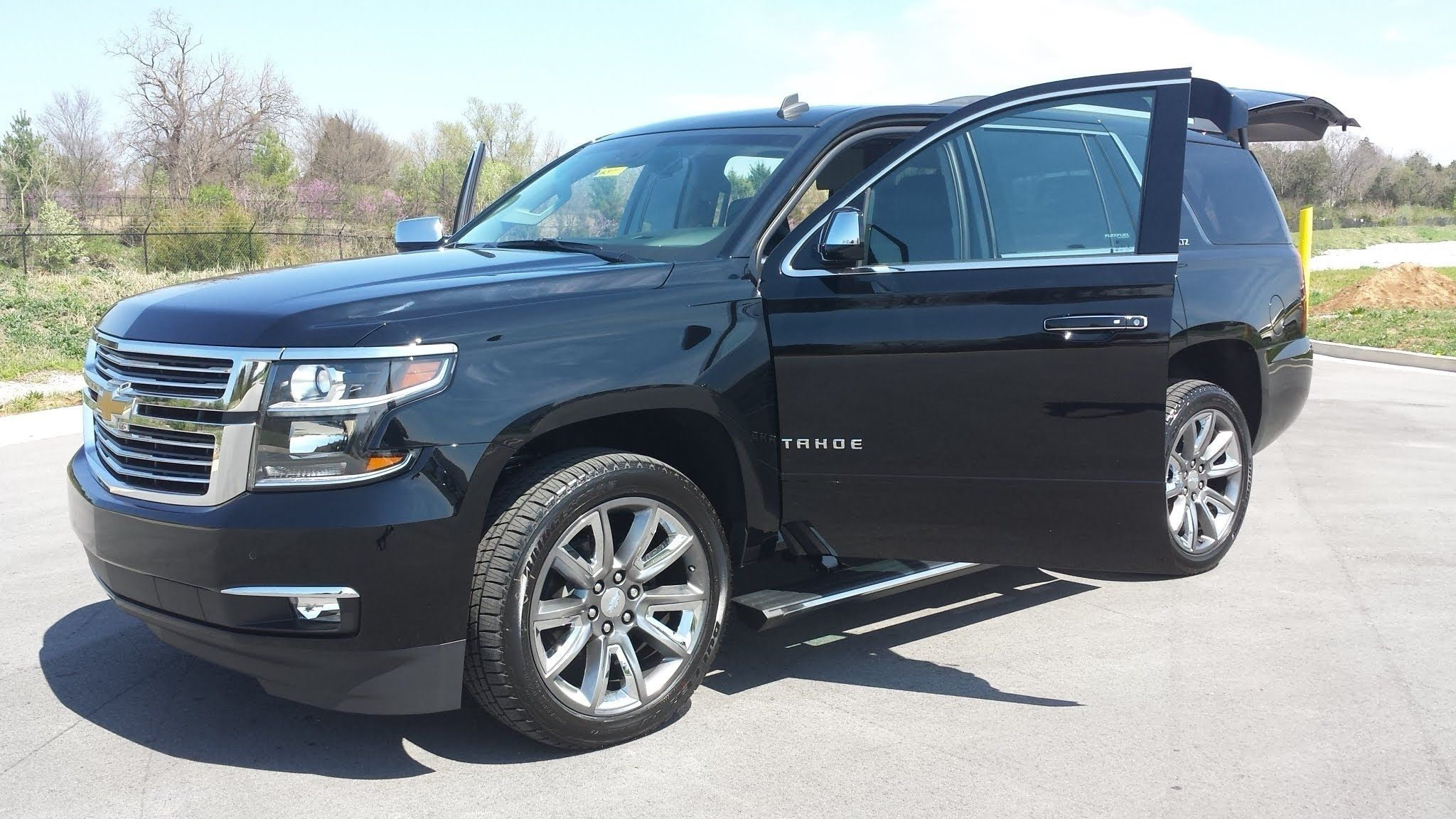 2016 Chevrolet Tahoe Z71 Ss Review Release Date Carros Pinterest And Cars