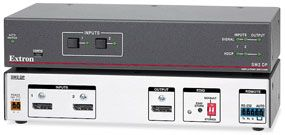 Extron Announces New DisplayPort Switcher and Distribution Amplifier