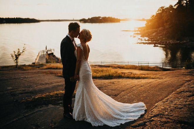 MORILEE 8104 hääpuku wedding dress