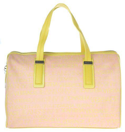 Versace Jeans da donna manico borsa Bowling bag - Nuovo con piccoli errori Rosa E1VFBB3J in OFFERTA su www.kellieshop.com Scarpe, borse, accessori, intimo, gioielli e molto altro.. scopri migliaia di articoli firmati con prezzi da 15,00 a 299,00 euro! #kellieshop Seguici su Facebook > https://www.facebook.com/pages/Kellie-Shop/332713936876989